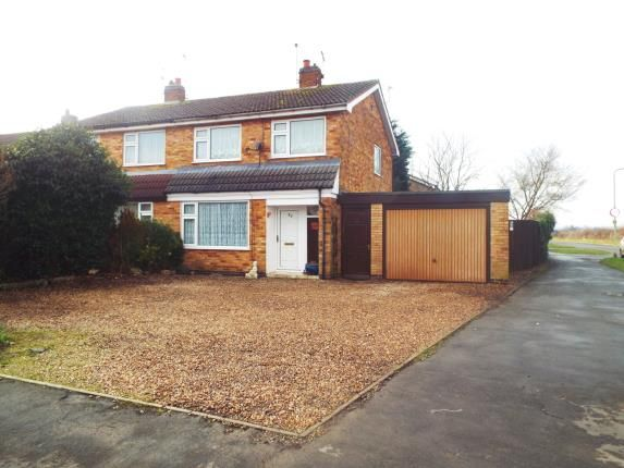 3 bed semi-detached house for sale in Greensward, East Goscote, Leicester, Leicestershire