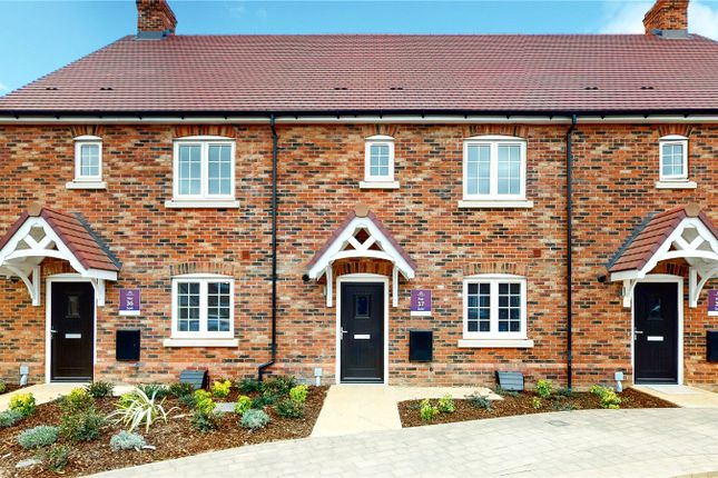 3 bed terraced house for sale in The Place, Martell Drive, Kempston, Bedford MK42