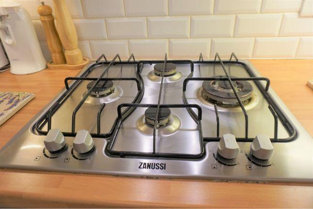 Kitchen of 1 Friday Street, Minehead TA24