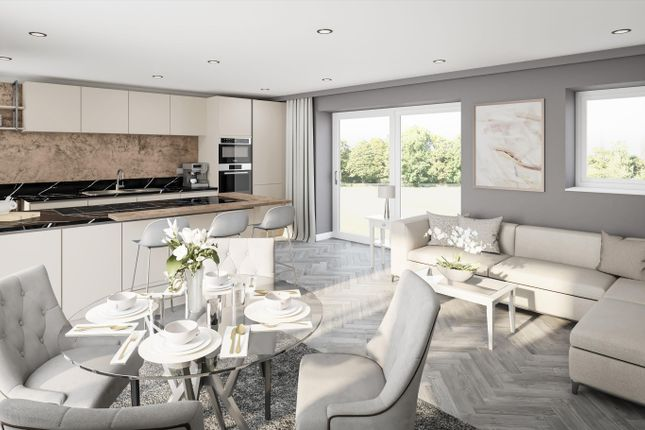 Thumbnail Detached house for sale in Newhailes Court Gardens, Newcraighall Road, Edinburgh