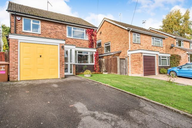 Thumbnail Detached house for sale in Dellmeadow, Abbots Langley