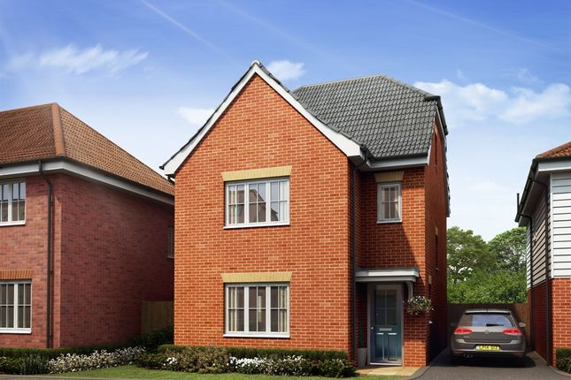 "Thumbnail Detached house for sale in ""The Lumley"" at Market View, Dorman Avenue South, Aylesham, Canterbury"