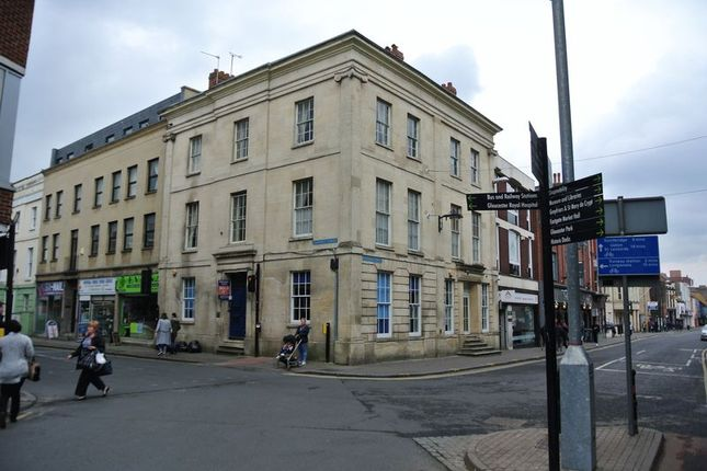 Thumbnail Flat for sale in Eastgate Street, Gloucester