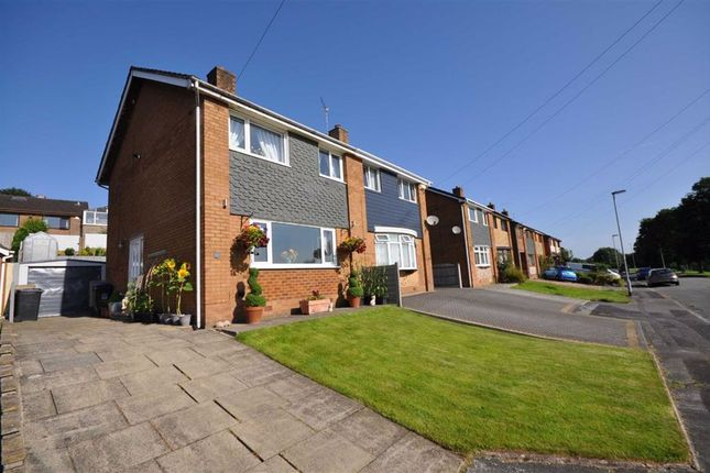 Thumbnail Semi-detached house for sale in Cambridge Drive, Clayton, Newcastle-Under-Lyme