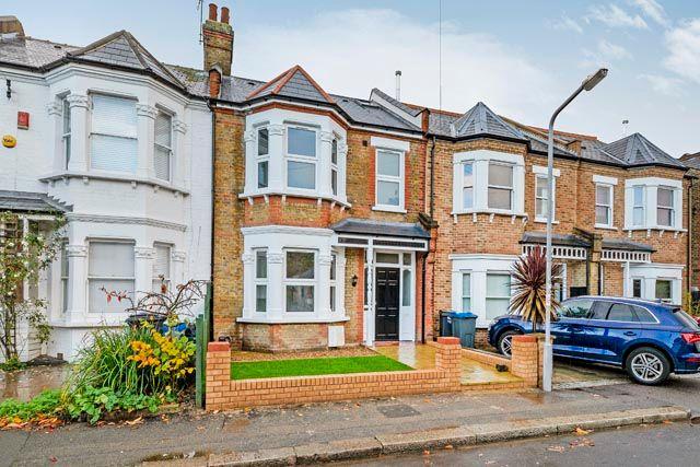 Thumbnail Terraced house for sale in Malvern Road, Surbiton