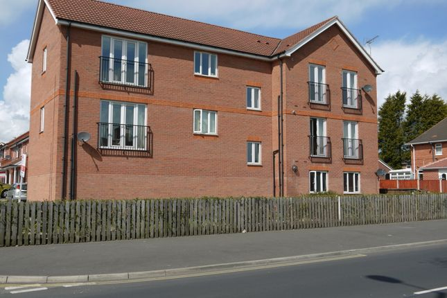 Thumbnail Flat to rent in Campbell Close, Nottingham