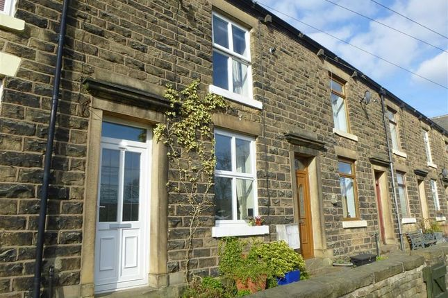 Thumbnail Cottage to rent in Birchvale Terrace, New Mills, High Peak