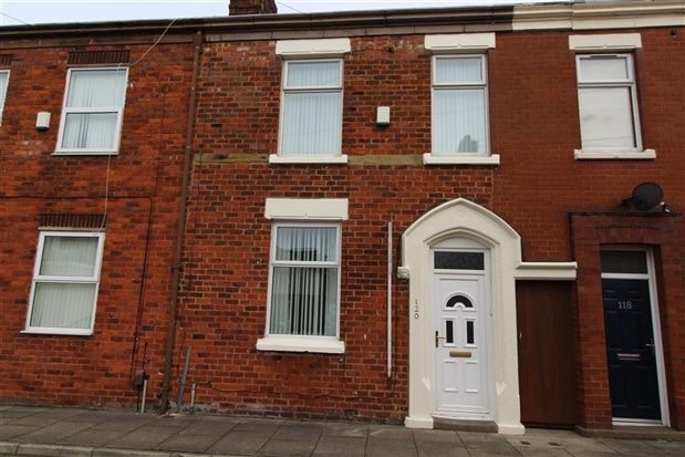 External of Wilbraham Street, Preston PR1