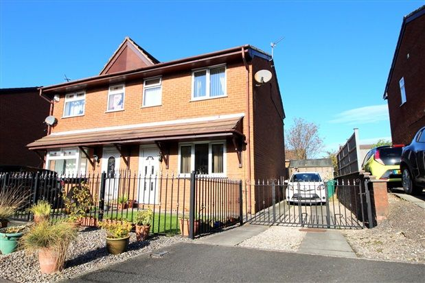 Property for sale in Long Meadows, Chorley