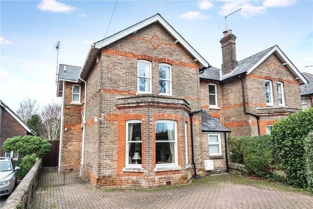 Thumbnail Semi-detached house for sale in Herringston Road, Dorchester