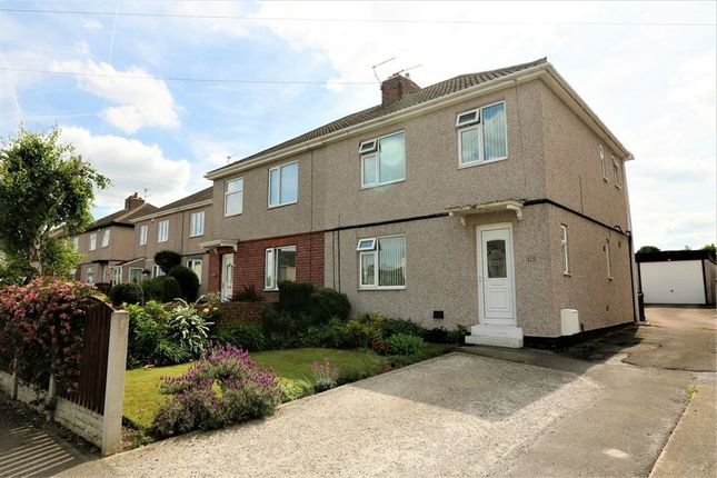 Thumbnail Semi-detached house for sale in Brampton Street, Brampton, Barnsley, South Yorkshire