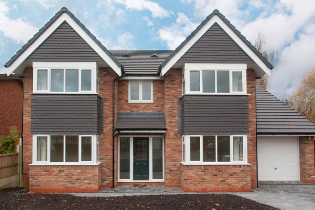 Thumbnail Detached house for sale in Meadow Lane, Trentham, Stoke-On-Trent