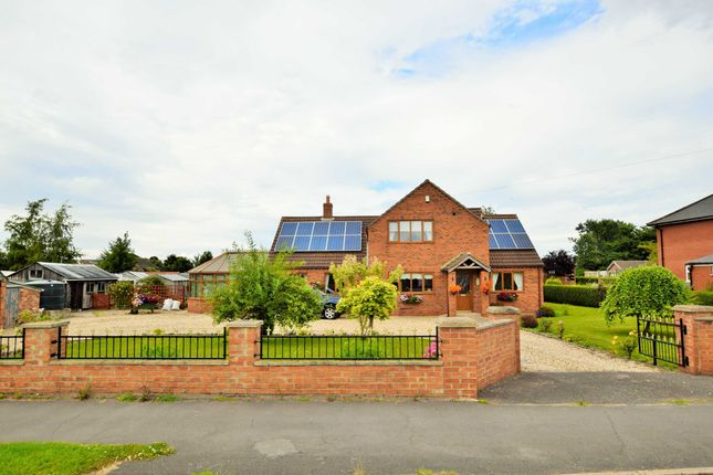 Thumbnail Detached house for sale in Keeling Street, North Somercotes