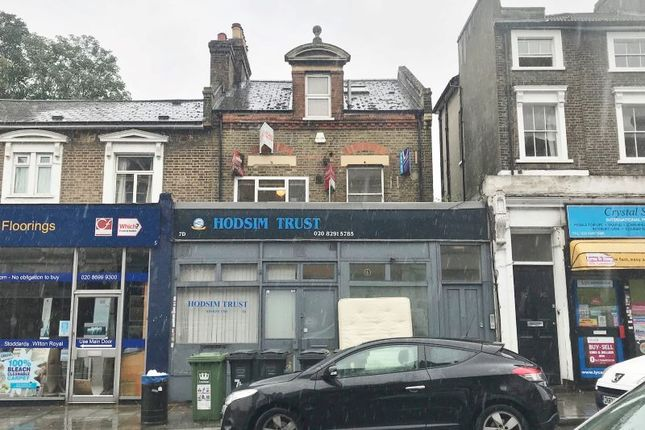 Thumbnail Office for sale in Basement Area, Storage Areas & WC, 7 Perry Vale, Forest Hill, London
