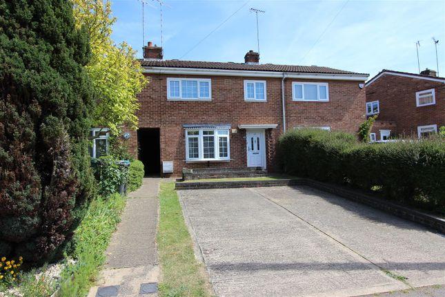 Thumbnail Terraced house for sale in Beechfield Road, Boxmoor, Hemel Hempstead