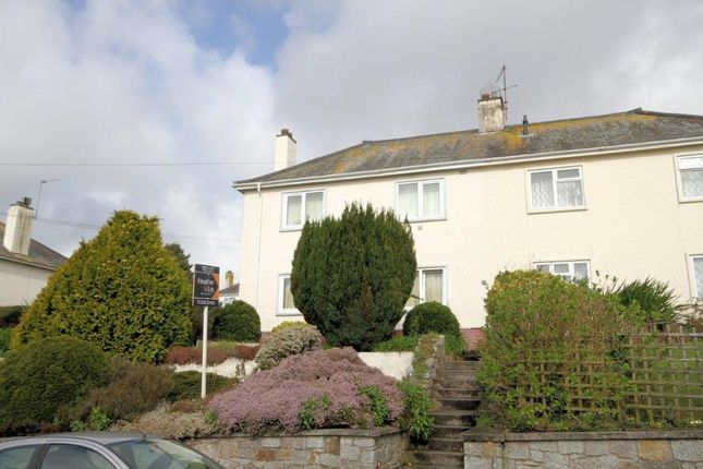 Thumbnail Property to rent in Trevethan Road, Falmouth