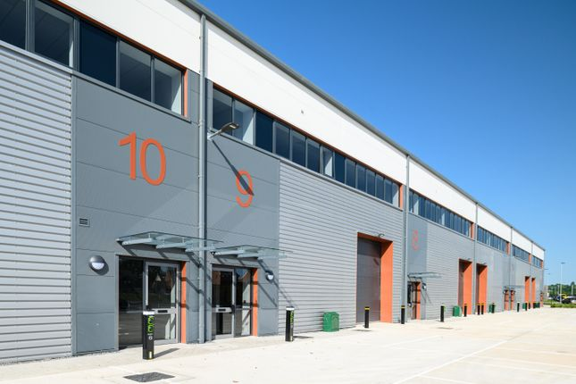 Thumbnail Warehouse to let in Unit 7-9 Vertex Business Park, Lyde Green, Emersons Green, Bristol