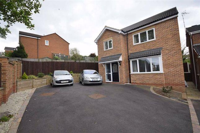 Thumbnail Detached house for sale in Morrell Wood Drive, Belper