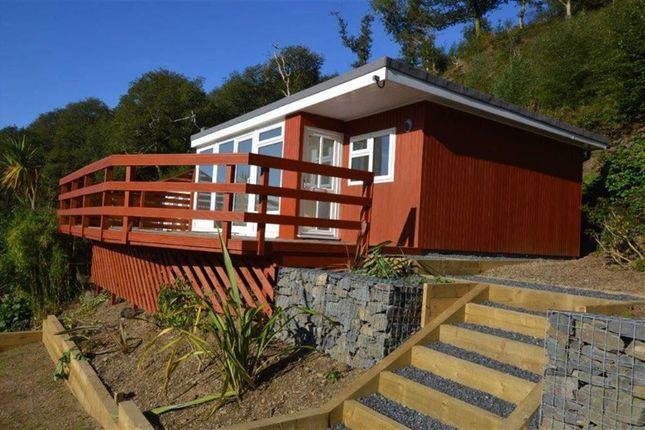 Thumbnail Semi-detached bungalow for sale in 12, Aberdovey Lodge Park, Aberdovey, Gwynedd
