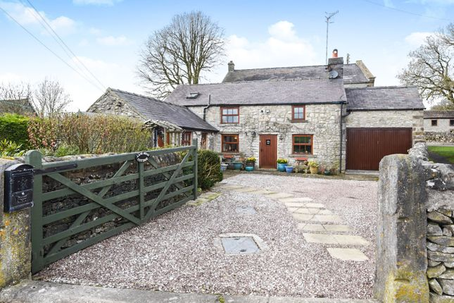 Thumbnail 2 bed detached house for sale in Flagg, Buxton