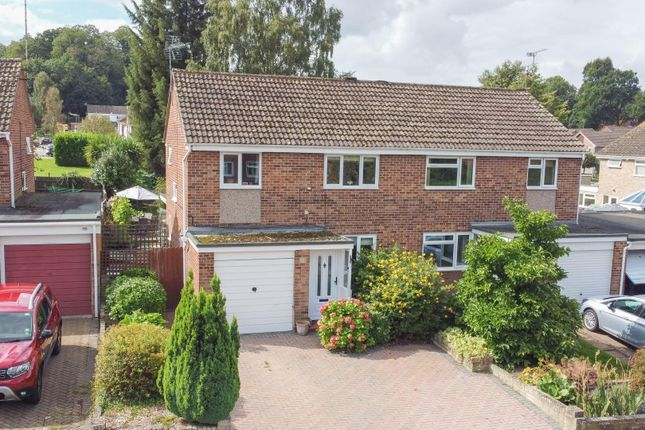 Semi-detached house for sale in Yaverland Drive, Bagshot
