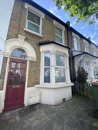 Thumbnail Terraced house to rent in Sutton Court Road, London