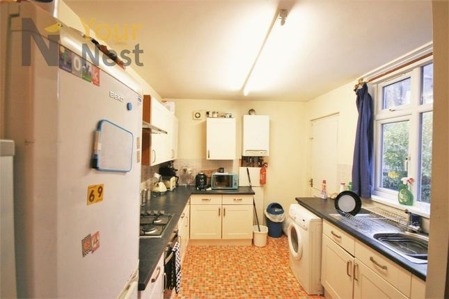 Thumbnail Terraced house to rent in Estcourt Avenue, Headingley
