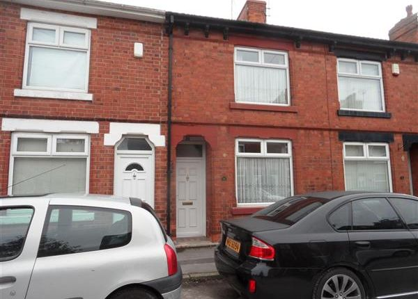 Thumbnail Terraced house to rent in George Street, Sutton-In-Ashfield