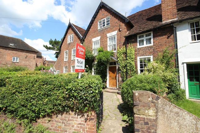 Thumbnail Terraced house to rent in Stourport Road, Bewdley, Worcestershire