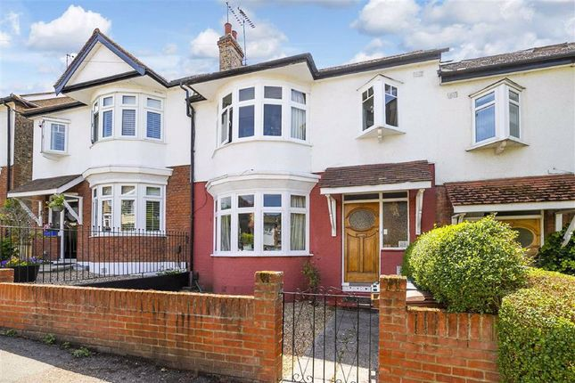 Thumbnail Terraced house for sale in Sunnyside Drive, London