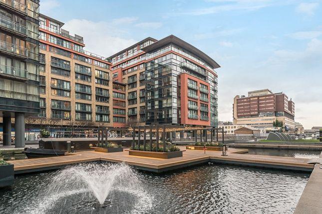 Thumbnail Flat to rent in Merchant Square, Paddington