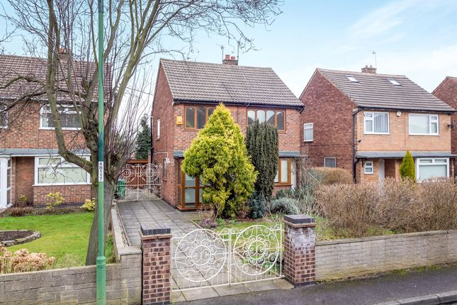Thumbnail Detached house for sale in Belmont Avenue, Bulwell, Nottingham
