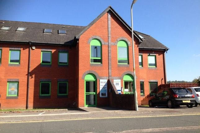 Thumbnail Office to let in 19 Centre Court, Treforest Industrial Estate, Pontypridd