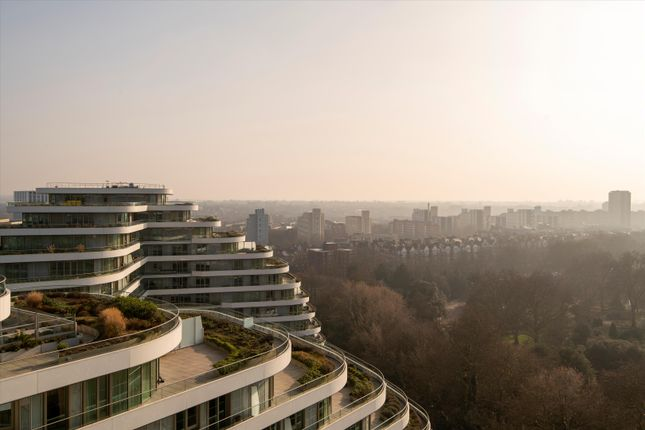 Thumbnail Flat for sale in Cascade Court, 1 Sopwith Way, London