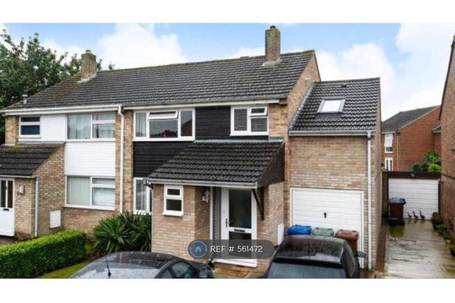 Thumbnail Room to rent in Rowan Close, Kidlington