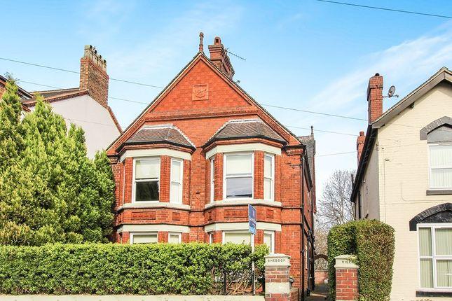 Thumbnail Flat to rent in Newton Street, Hanley, Stoke-On-Trent