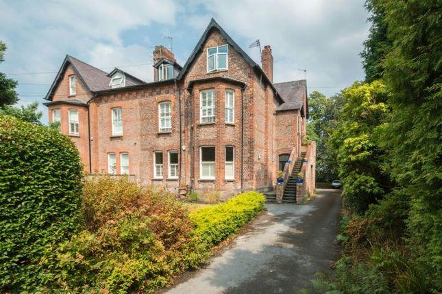 Thumbnail Flat to rent in Portland Road, Bowdon, Altrincham