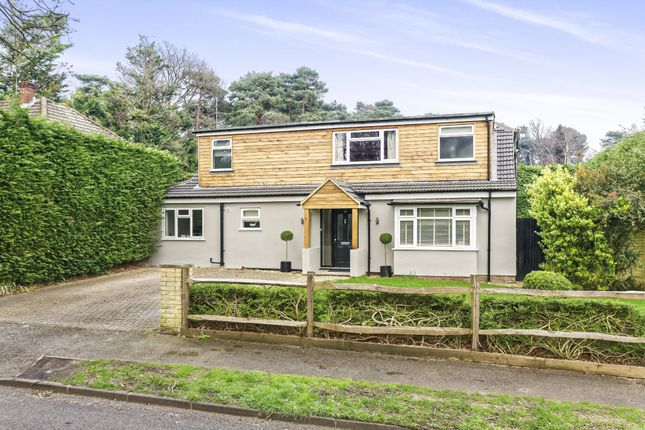 Thumbnail Detached house for sale in Norfolk Farm Road, Woking, Surrey