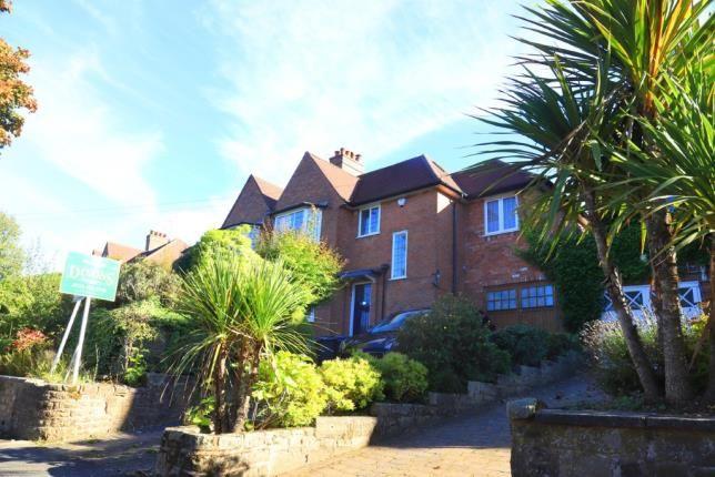 Thumbnail Semi-detached house for sale in Heath Road South, Northfield, Birmingham, West Midlands
