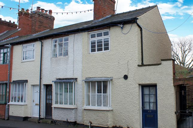 Thumbnail Terraced house for sale in Cross Street, Tenbury Wells