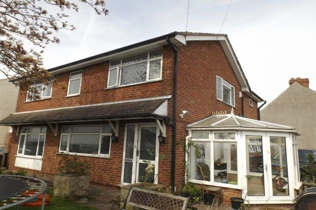 Thumbnail Detached house to rent in Chesterfield Road, Huthwaite, Sutton-In-Ashfield