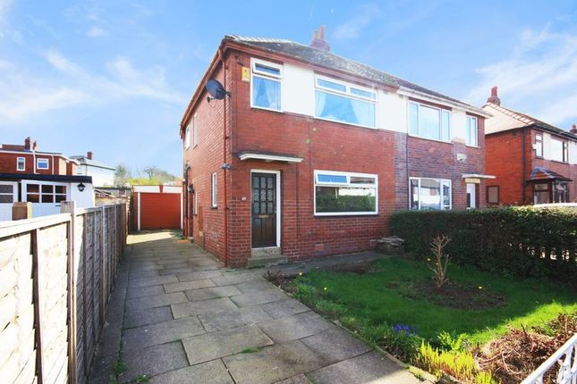 Thumbnail Semi-detached house for sale in 29 Parkwood Road, Leeds