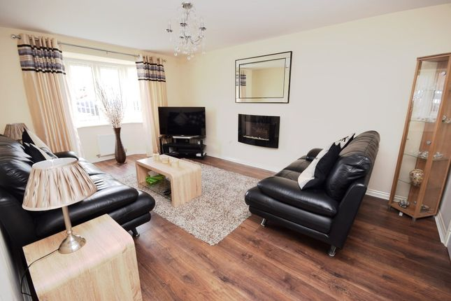 Thumbnail Detached house for sale in Bowhill Road, Chapelhall, Airdrie