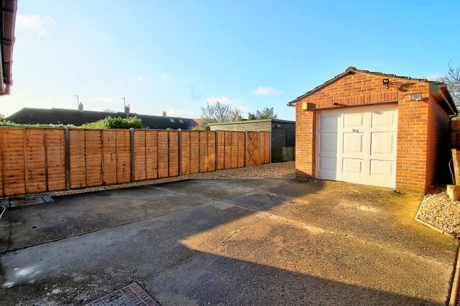 Garage And Drive of Northern Avenue, Donnington, Newbury RG14