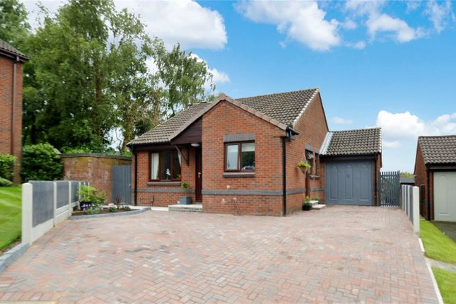 Thumbnail Detached bungalow for sale in Pasture Close, Tytherington, Macclesfield, Cheshire