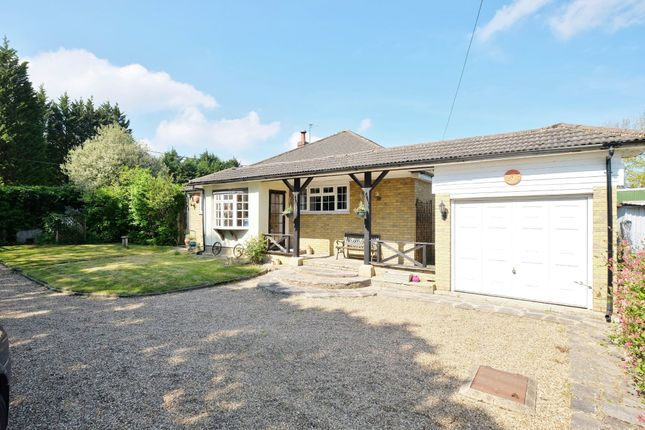 Thumbnail Detached bungalow for sale in Well Hill, Orpington
