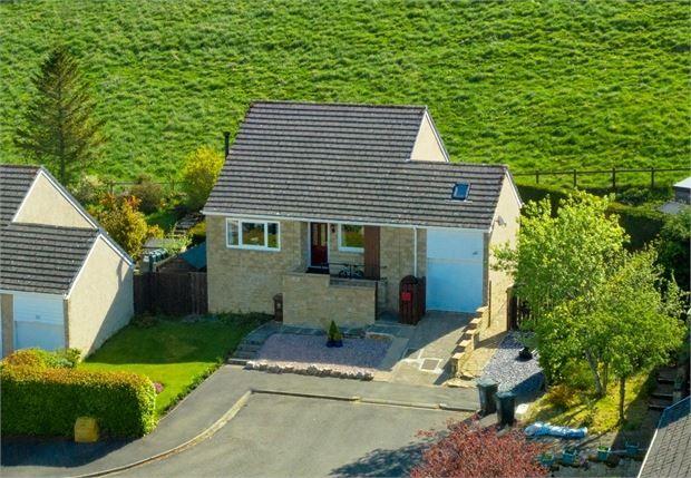 Thumbnail Detached bungalow for sale in Wentworth Park, Allendale