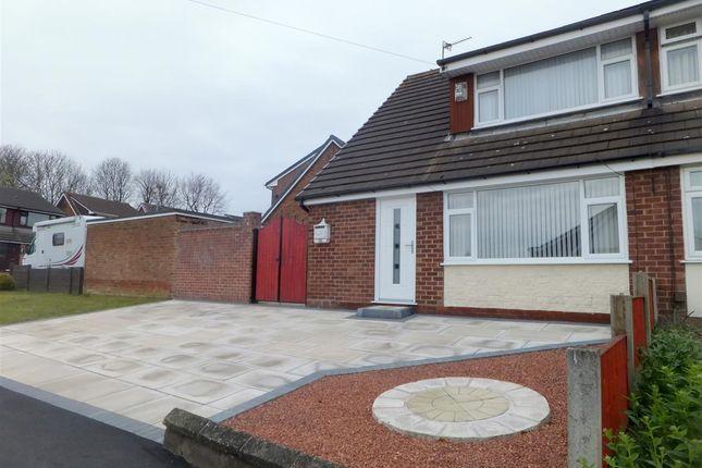 Thumbnail Semi-detached house for sale in Dunbeath Avenue, Rainhill, Prescot