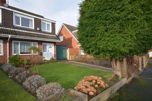 Thumbnail Semi-detached house for sale in Cornelius Drive, Wirral