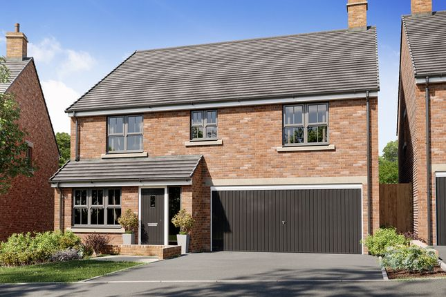 """Thumbnail Property for sale in """"The Vanburgh"""" at Bullers Green, Morpeth"""